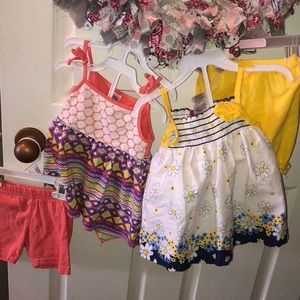 Other - Toddler (girl) summer outfits